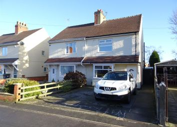 Thumbnail 2 bed semi-detached house for sale in Whitehill Road, Ellistown, Leicestershire
