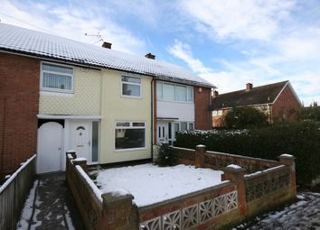 Thumbnail 3 bed terraced house for sale in Grantham Green, Middlesbrough
