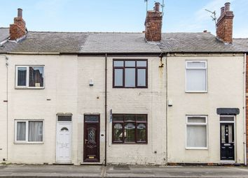 Thumbnail 2 bed terraced house to rent in Mexborough Road, Bolton-Upon-Dearne, Rotherham