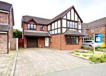 Thumbnail 4 bed detached house for sale in Hever Drive, Liverpool, Merseyside