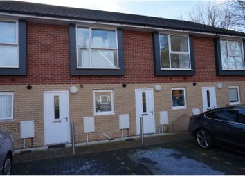 Thumbnail 2 bedroom terraced house to rent in Cedar Way, Poole