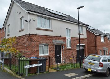 Thumbnail 4 bed detached house for sale in Alvingham Avenue, Oldham