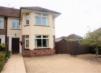 Thumbnail 4 bed semi-detached house for sale in Heol Ty Wern, Rhiwbina