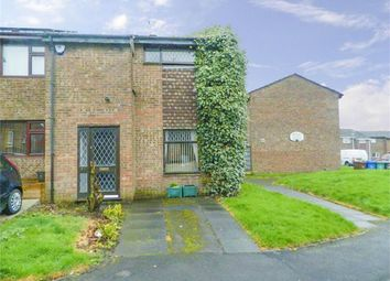 Thumbnail 3 bedroom end terrace house for sale in Griffin Close, Bury, Lancashire