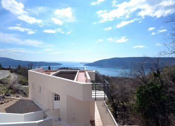 Thumbnail 3 bed villa for sale in Herceg Novi, Montenegro