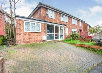 Thumbnail 4 bed semi-detached house for sale in Courtenay Gardens, Harrow