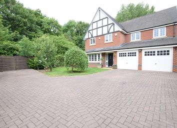 Thumbnail 4 bed detached house for sale in Godolphin Close, Eccles, Manchester, Lancashire