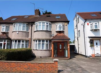 Thumbnail 4 bed semi-detached house for sale in Kenmore Avenue, Harrow