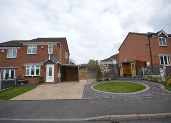 Thumbnail 3 bed semi-detached house for sale in Marlborough Way, Newdale, Telford, Shropshire.