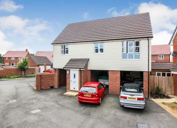 Thumbnail 2 bed detached house for sale in Newton Avenue, Aylesbury