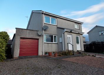 Thumbnail 2 bed flat for sale in Trinityfields Cresecnt, Brechin