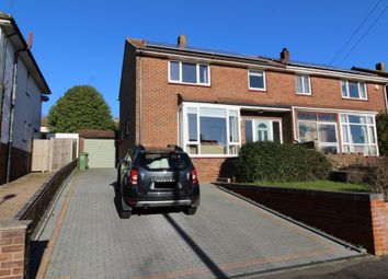 Thumbnail 3 bed semi-detached house for sale in Blake Road, Portsmouth