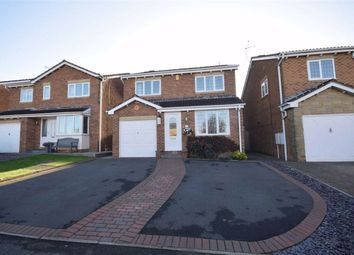 Thumbnail 4 bed detached house for sale in Morrell Wood Drive, Belper