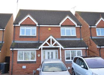 Thumbnail 4 bed detached house to rent in Brodsworth Road, Peterborough