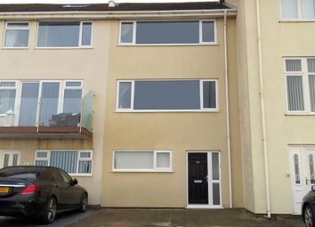 Thumbnail 4 bed town house to rent in North Promenade, Thornton-Cleveleys