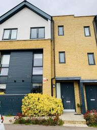Thumbnail 3 bedroom terraced house for sale in Hawfinch Gardens, Romford