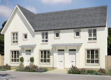 "Thumbnail 3 bedroom terraced house for sale in ""Cawdor"" at Loirston Road, Cove Bay, Aberdeen"