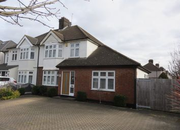 Thumbnail 4 bed semi-detached house for sale in Bradleigh Avenue, Grays