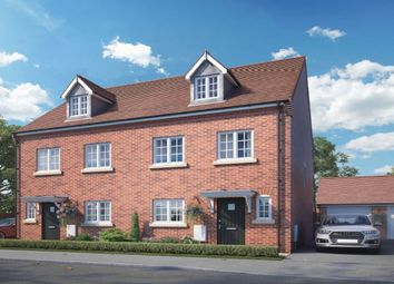 Thumbnail 4 bed semi-detached house for sale in Orchard Place Pershore Road, Hampton, Evesham