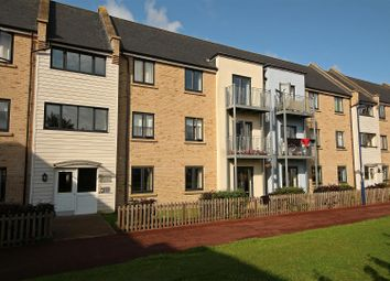 Thumbnail 2 bedroom flat for sale in Aster Way, Cambridge