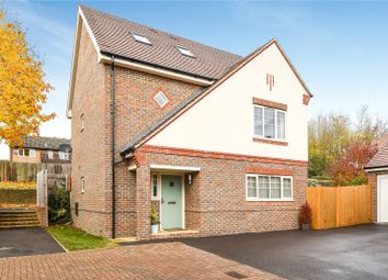 Thumbnail 4 bed detached house for sale in Knowle Hill, Allbrook, Hampshire