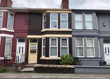 Thumbnail 3 bedroom terraced house for sale in 102 Downing Road, Bootle, Merseyside
