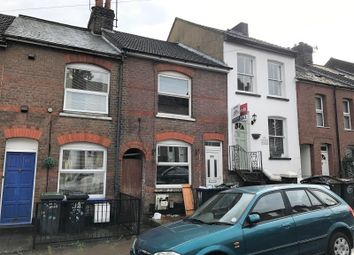 Thumbnail  Terraced house to rent in Milton Road, Luton