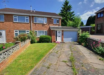 Thumbnail 3 bed semi-detached house for sale in Don Road, Worcester