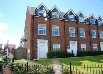 Thumbnail 4 bed town house to rent in Oak Drive, Mile Oak, Tamworth