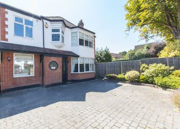 Thumbnail 4 bedroom detached house to rent in Russell Road, Buckhurst Hill