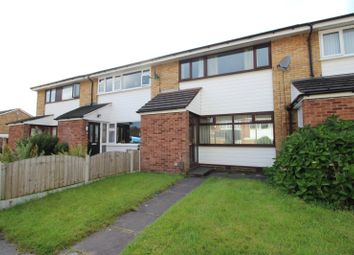 Thumbnail 3 bed terraced house for sale in Central Drive, Reddish, Stockport, Cheshire