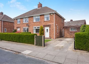 Thumbnail 3 bed semi-detached house for sale in Conyers Avenue, Scartho