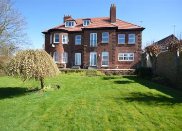 Thumbnail 1 bed flat for sale in Church Lane, Neston
