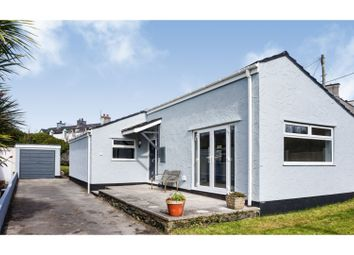 Thumbnail 3 bed detached bungalow for sale in Cil Y Graig, Llanfairpwllgwyngyll