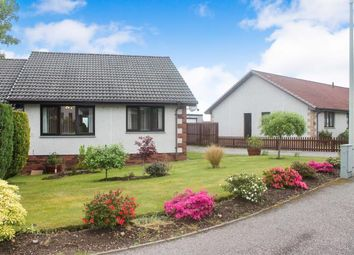 Thumbnail 2 bed semi-detached house to rent in Castlehill Gardens, Inverness