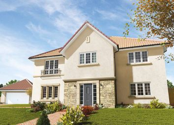 "Thumbnail 5 bedroom detached house for sale in ""The Macrae"" at Nerston, East Kilbride"
