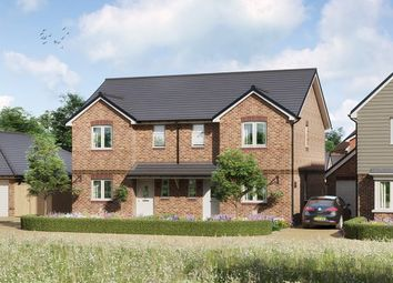 Eastworth Road, Verwood BH31. 3 bed semi-detached house for sale