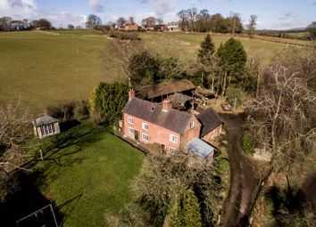 Thumbnail 3 bed farmhouse for sale in Snelston, Ashbourne