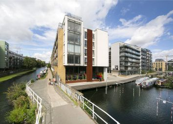 Thumbnail 1 bed flat for sale in Reliance Wharf, 2-10 Hertford Road