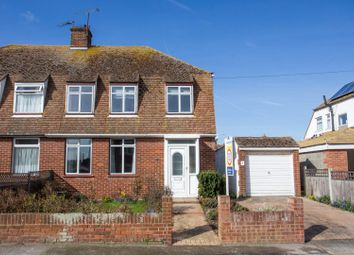 Thumbnail 3 bed semi-detached house for sale in Dalmaney Close, Broadstairs