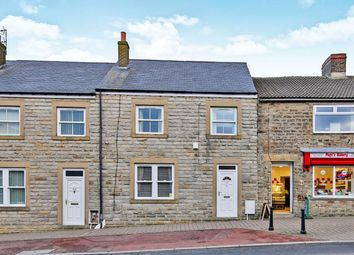 Thumbnail 4 bed terraced house for sale in High Street, Tow Law, Bishop Auckland