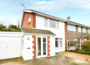 Thumbnail 3 bedroom end terrace house to rent in Abbotts View, Sompting, Lancing