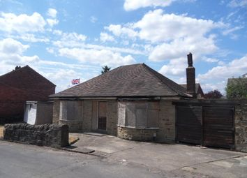 Thumbnail 2 bed detached bungalow for sale in Boundary Road, Dewsbury, West Yorkshire
