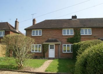 Thumbnail 3 bed cottage to rent in Downs Cottages, West Marden, Chichester