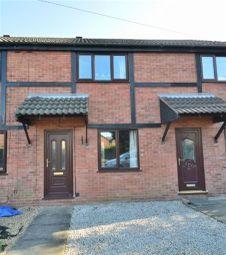 Thumbnail 2 bed terraced house to rent in Tudor Close, Long Eaton, Nottingham