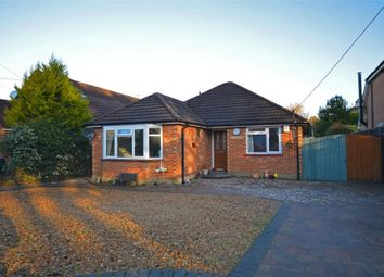 Thumbnail 3 bed detached bungalow for sale in Woollards Road, Ash Vale, Hampshire