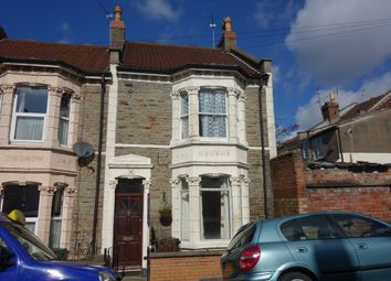 Thumbnail 3 bed end terrace house for sale in Stanley Park, Easton, Bristol