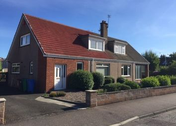Thumbnail 3 bed semi-detached bungalow to rent in Bourtree Brae, Lower Largo, Leven