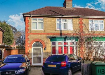 Thumbnail 3 bedroom semi-detached house for sale in Peveril Road, Peterborough, Cambridgeshire, United Kingdom