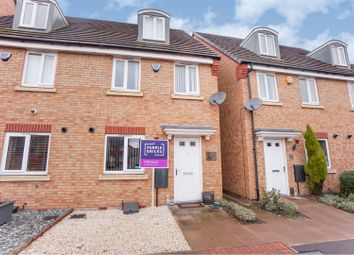 Thumbnail 3 bed semi-detached house for sale in Coach Mews, Kingswinford